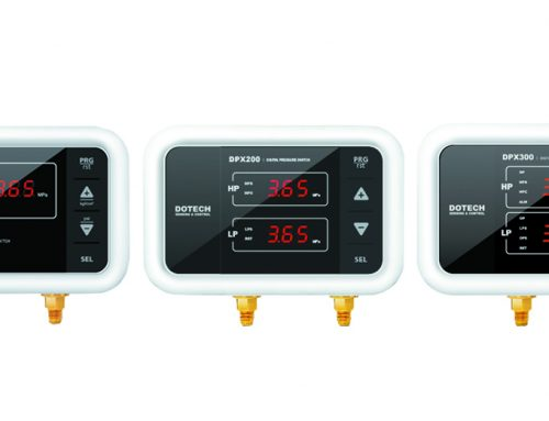 Product New : Dotech | New Digital Pressure Switch (DPX Series)