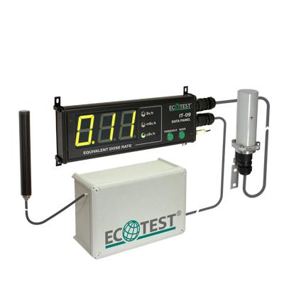 EcoTest RadSpace